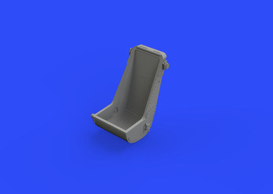 Bf 109F seat early 1/48  - 6