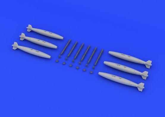 Mk.82 bombs 1/72  - 6