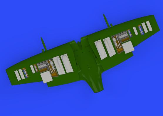 Spitfire Mk.IXc gun bays 1/72  - 6