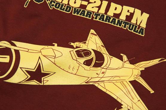 T-shirt MiG-21PFM (M)  - 6