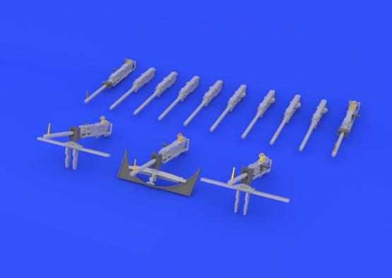 B-17G guns  1/32 1/32  - 7