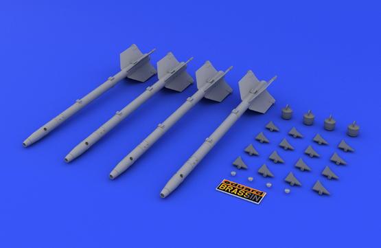 AIM-9M/L サイドワインダー 1/48  - 7