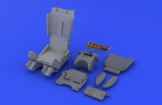 MiG-21MFN ejection seat  1/48 1/48  - 7