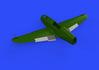Bf 109F landing flaps 1/48 - 7/7