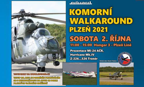 Walkaround - Plzeň 2021