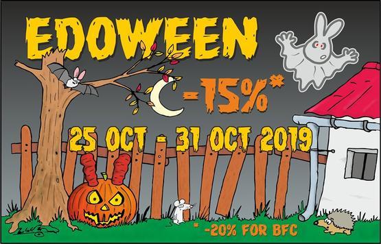 Halloween? EDOWEEN!