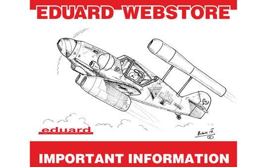 Eduard webstore