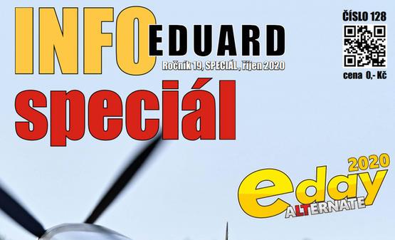 Speciál INFO EDUARD o akcích alternativního e-daye 2020