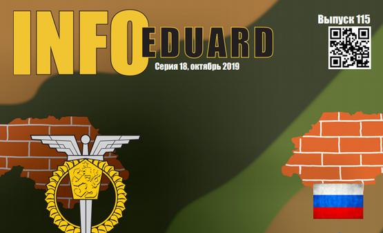 INFO EDUARD V RUŠTINĚ PRO Říjen 2019