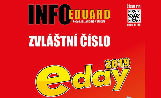 Speciální INFO EDUARD E-day 2019