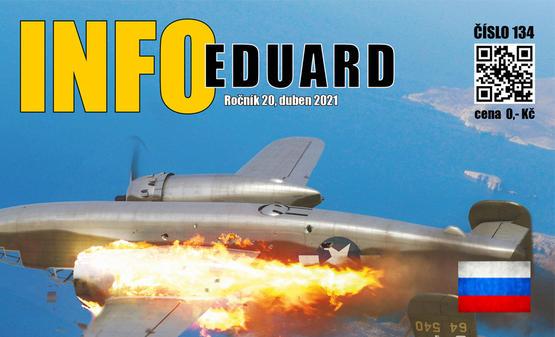 Info Eduard for April 2021