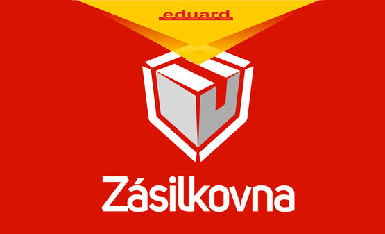 Zásilkovna na e-shopu Eduard!
