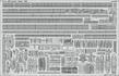 HMS Cornwall railings 1/350