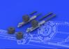 MG FF gun 1/48