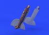 Spitfire undercarriage legs BRONZE 1/48