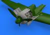 Fw 190A-3 двигатель 1/48