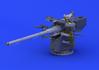 German Submarine 10,5cm gun 1/72