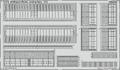 Wellington Mk.Ia/c landing flaps 1/72