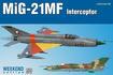 МиГ-21МФ Перехватчик 1/72