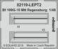 Bf 109G-10 Mtt Regensburg LEPT 1/48