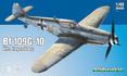 Bf 109G-10 Mtt. Regensburg 1/48