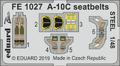 A-10C seatbelts STEEL 1/48