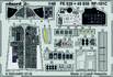 RF-101C интерьер 1/48