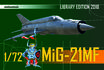 MiG-21MF Library Limited Edition 1/72