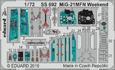 MiG-21MFN ウィークエンド 1/72