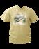 T-shirt MiG-21PFM (XXL) - Rezavá Vrtule