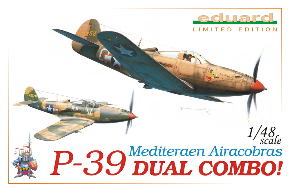 P 39l N In Mto Dual Combo 1 48 Eduard Store