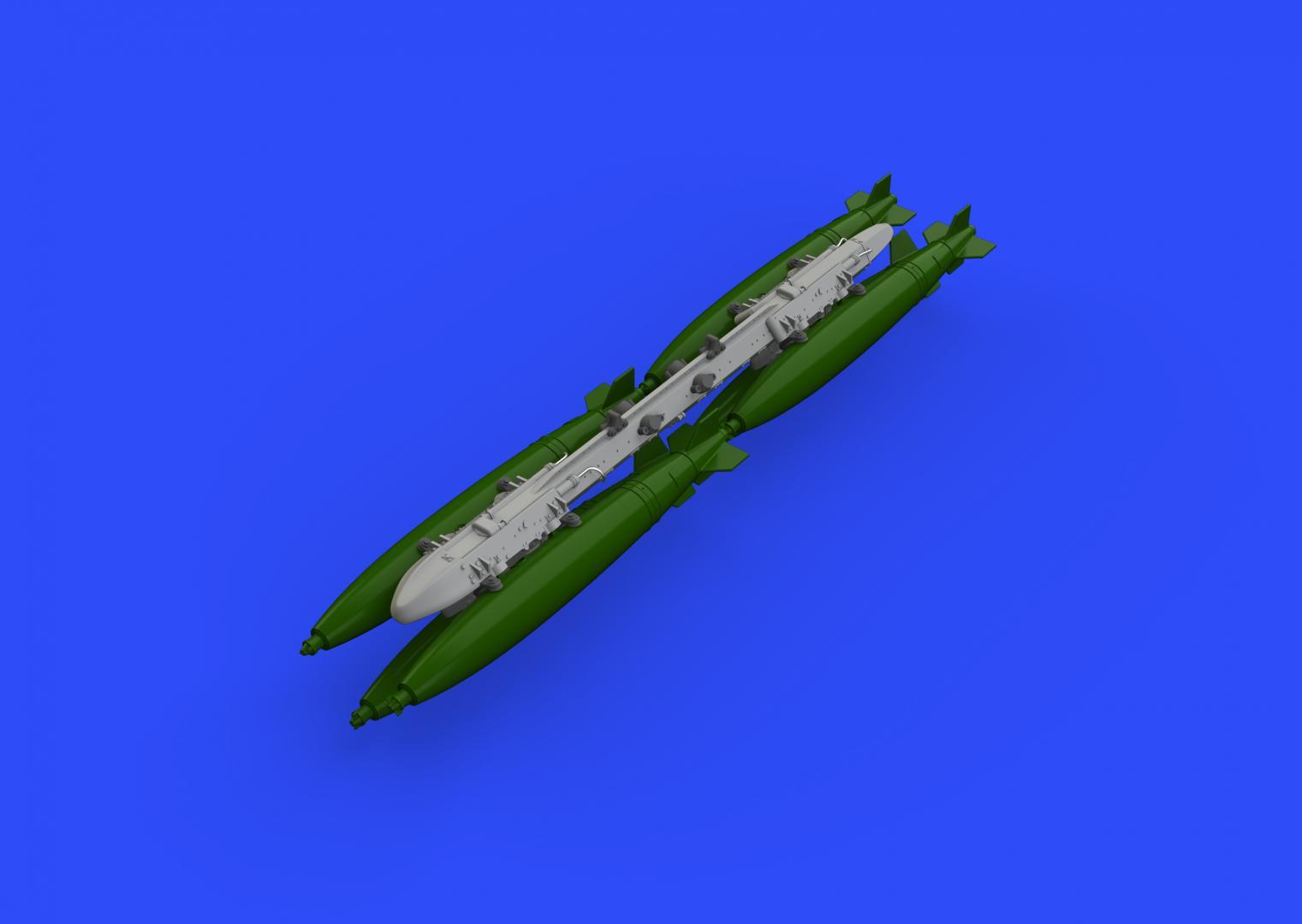EDUARD BRASSIN 632152 AIM-9D Sideswinder in 1:32