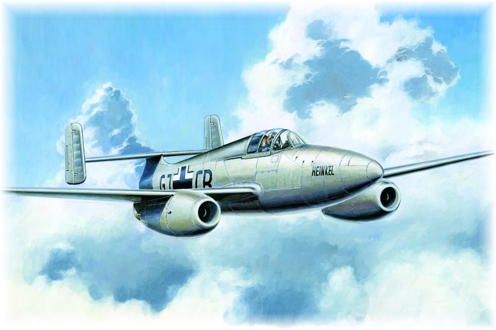 Heinkel He 280 V3 1 48 Eduard Store