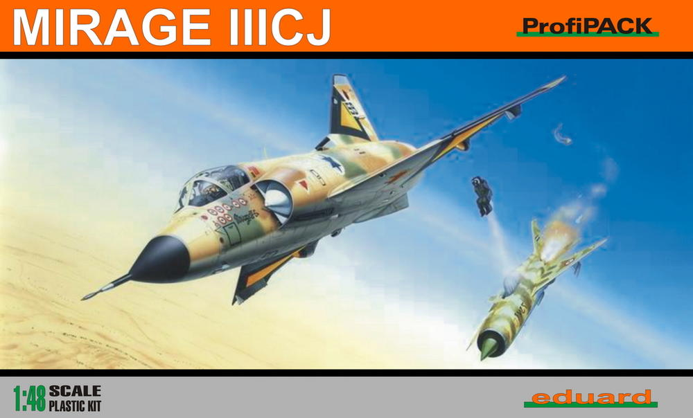 1//48 Mirage 3C//CJ//Super Mystere Shafrir-2 Missile for Hobby Boss//Eduard//Academy