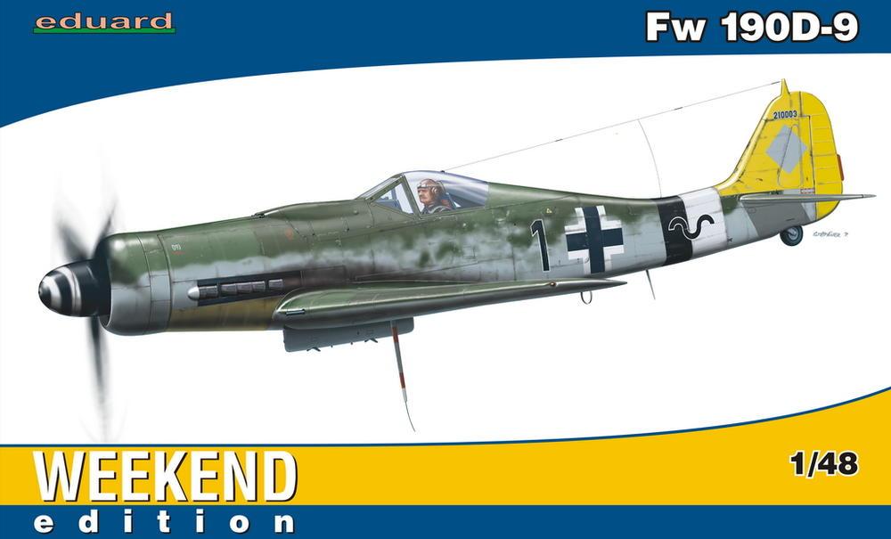 Fw 190d 9 1 48 Eduard Store