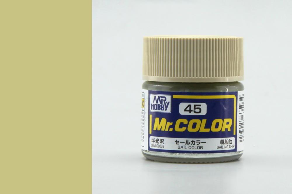 Barva Mr. Color akrylová č. 045 – Sail Color (10 ml)